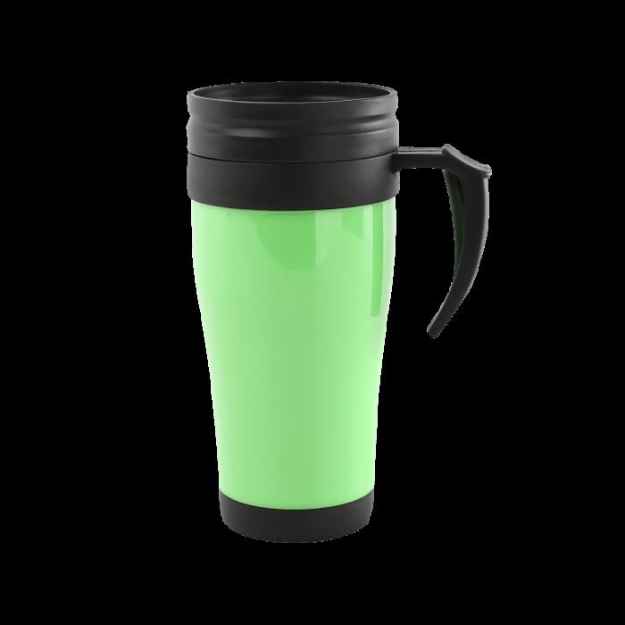 Travel Coffee Mug with Handle