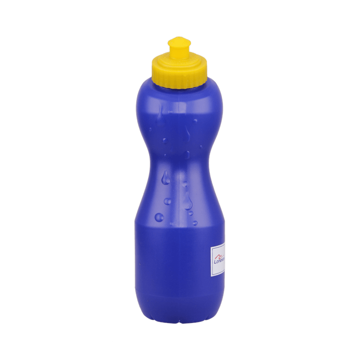 Curved Grip Sports Water Bottle