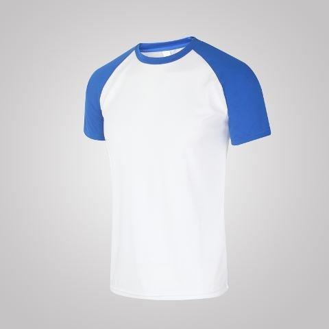 Colour panel bespoke tshirt