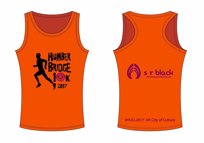 Branded Running Vests Singlet