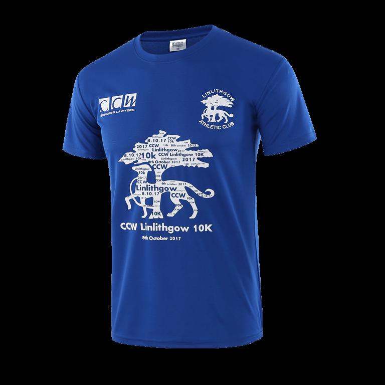 Express Branded Tech Tshirts