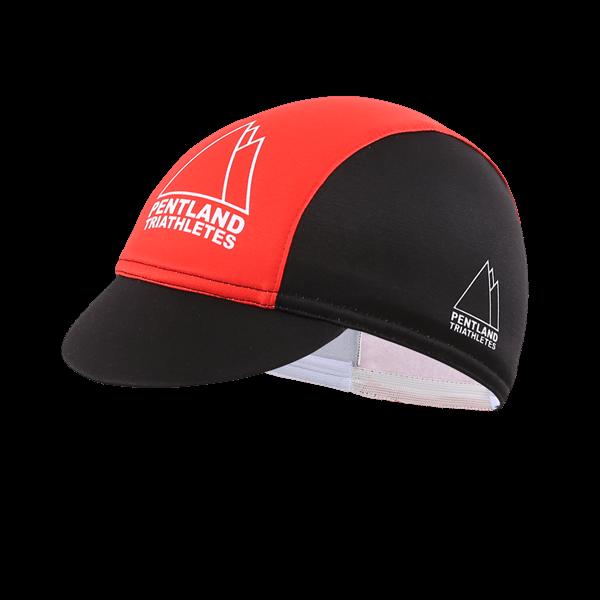Fleeced sports cap