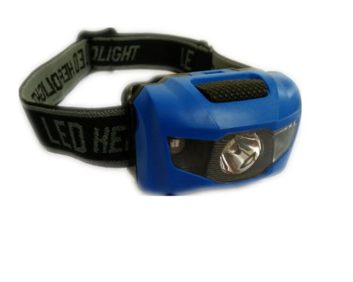 Head Torch with Plain Strap