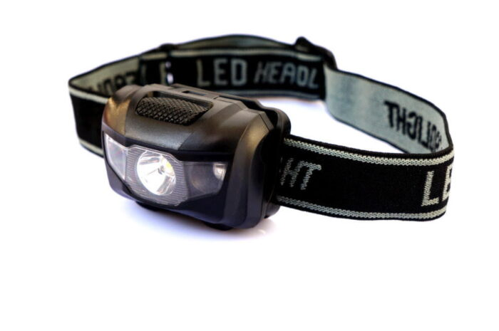 Black head Torch