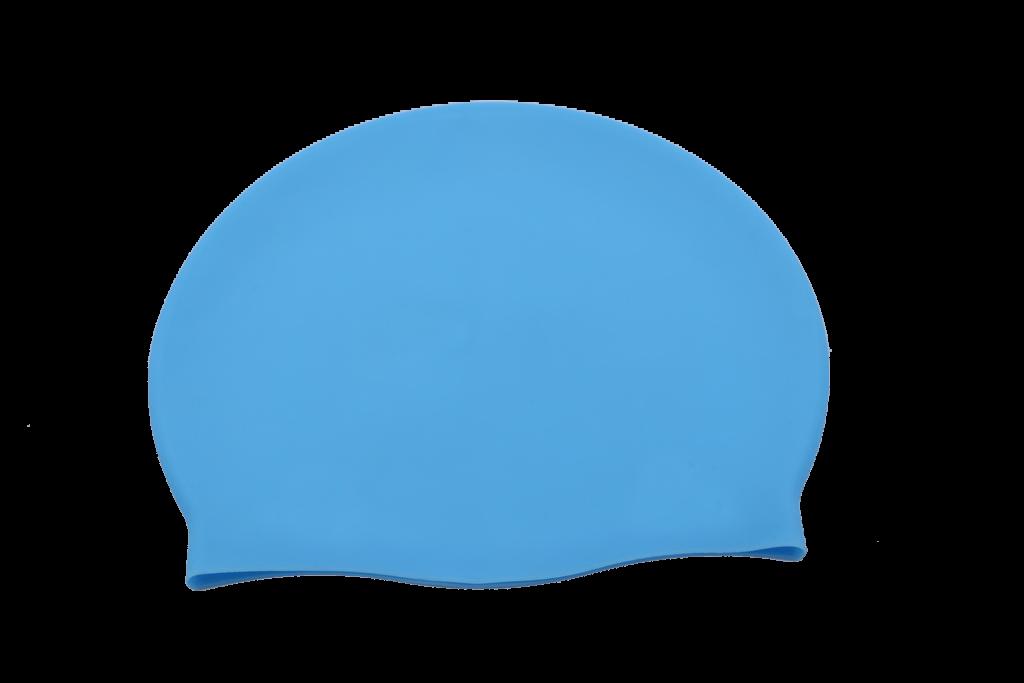 Blue Swimming Cap