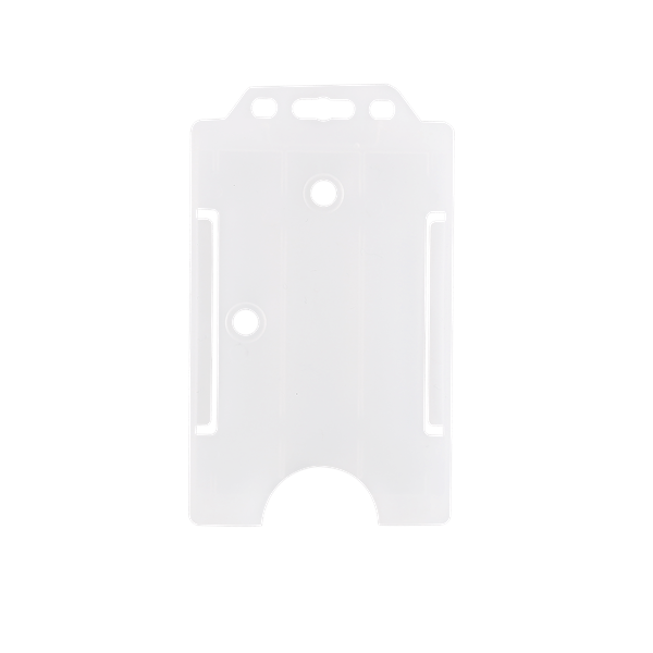 Lanyard Pocket Holder Clear