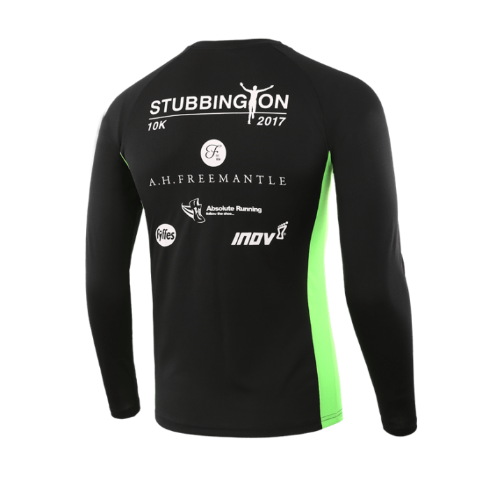 Long sleeve branded event tops