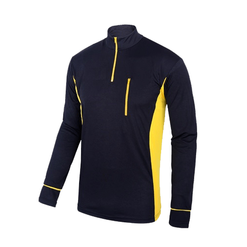 Zip top with Side Panels