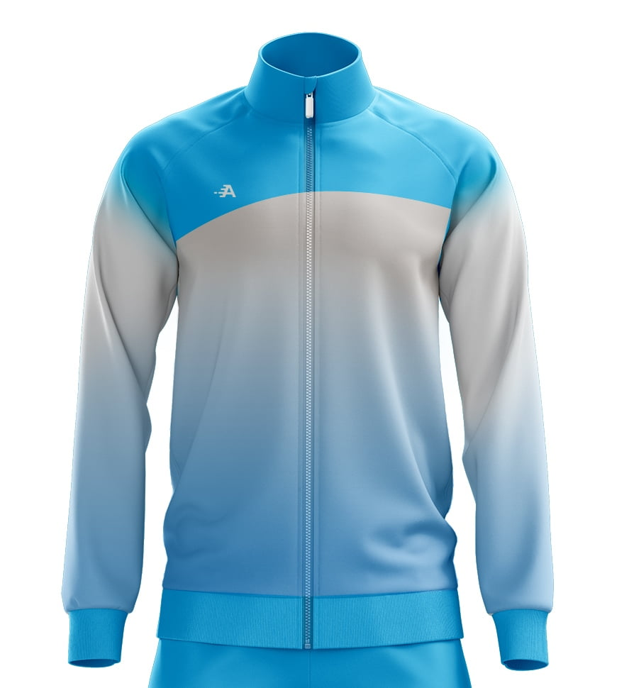 Appin Sport coloured Tracksuit Zip up Jacket