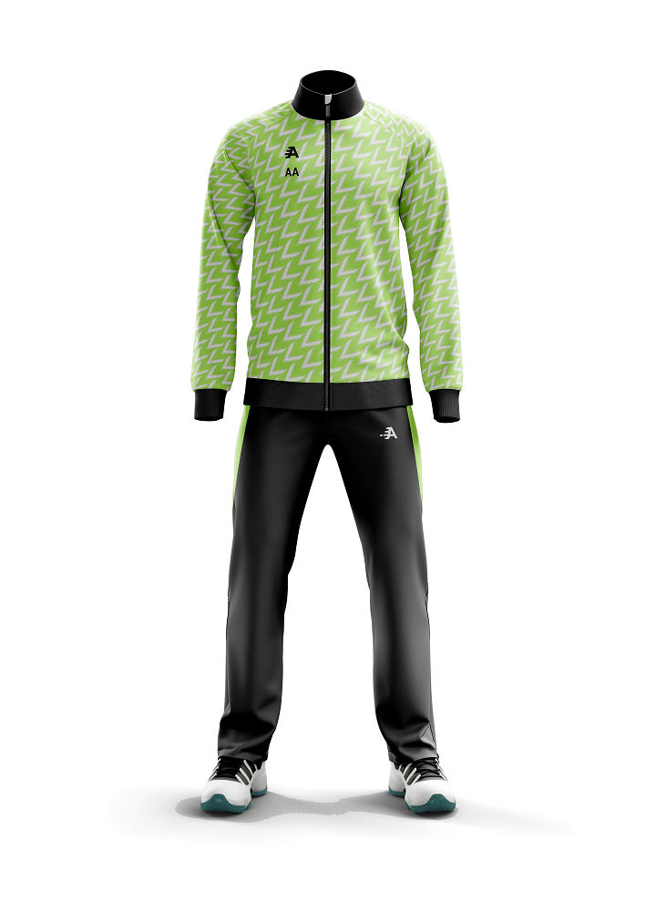 Appin Sports branded Tracksuit design
