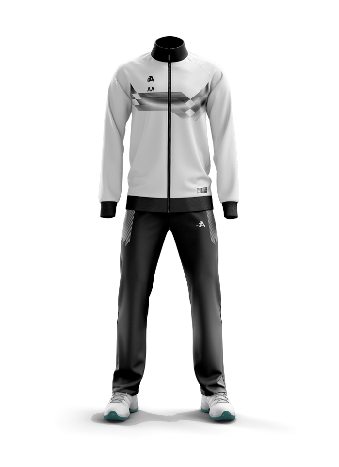 Appin Sports branded tracksuit