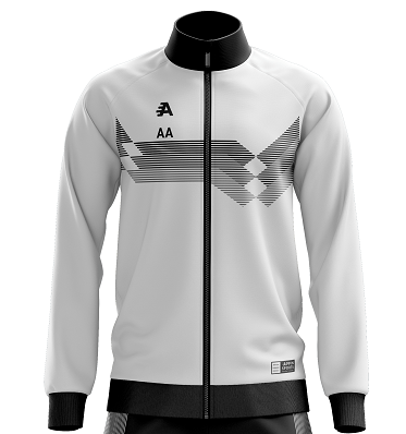 Appin Sport Tracksuit Zip up Jacket
