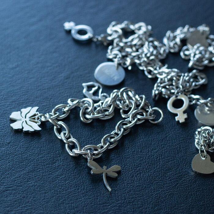Custom Bracelet charms
