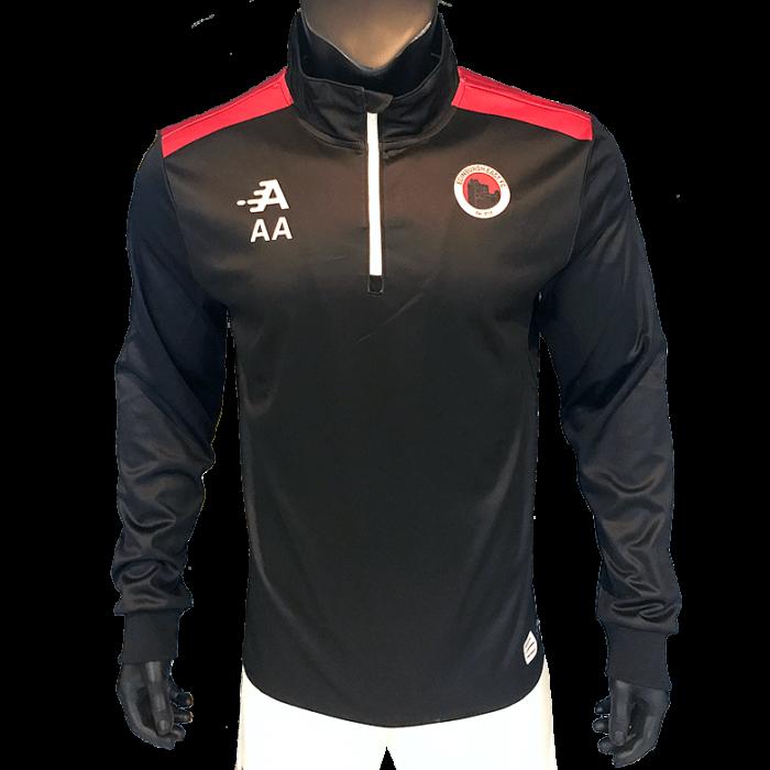 quarter zip custom sports jackets