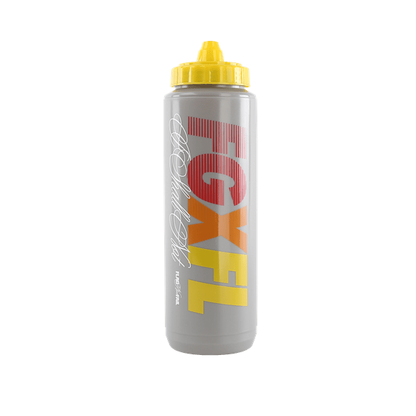 Large Water Bottle with Cap