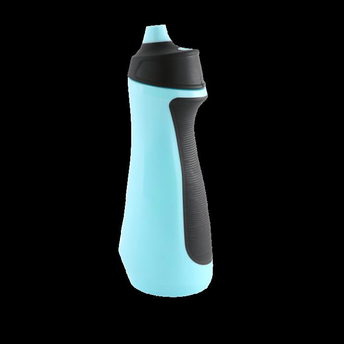 Molded water bottle