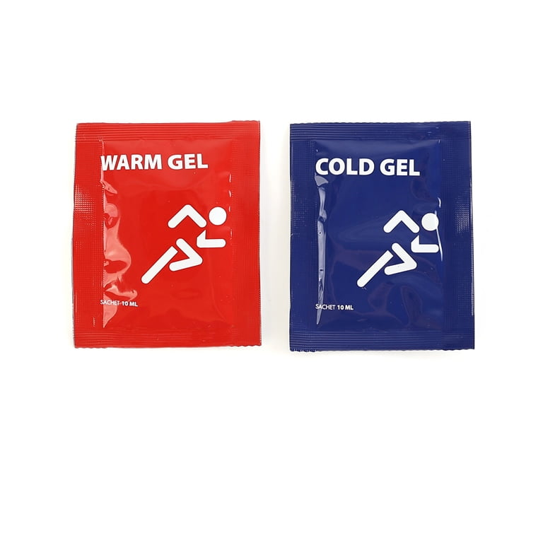 Warm and Cold Gel Packs