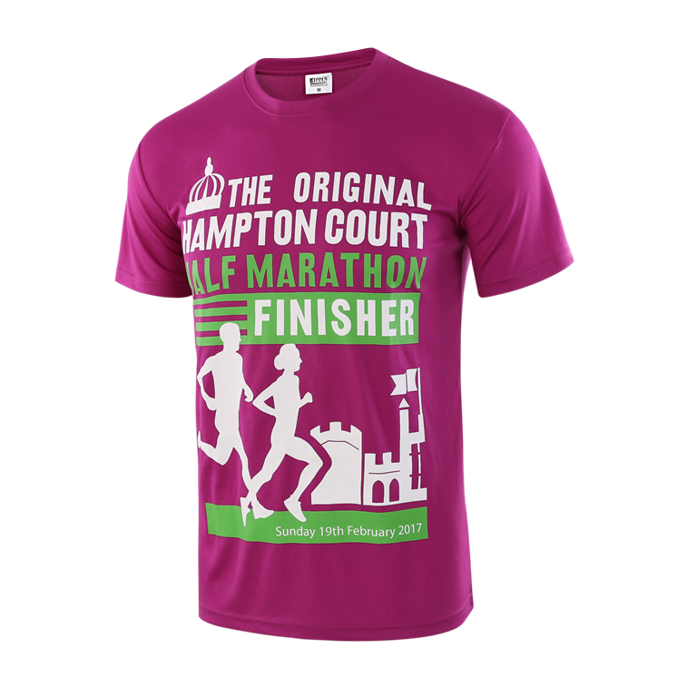 Bespoke tshirt printed with your branded
