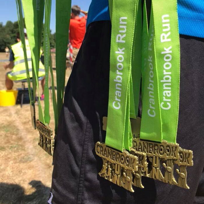 custom medals and ribbon
