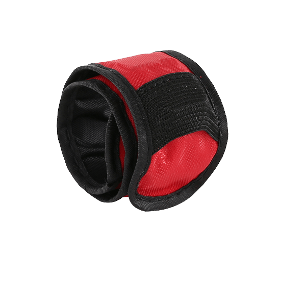 Stay safe with our flashing LED snapband safety accessory