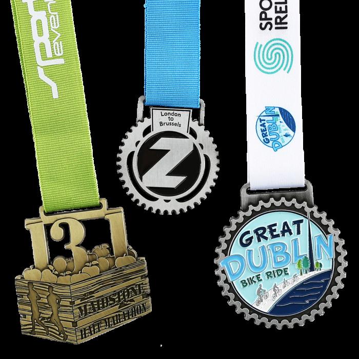 Custom Sport events medals