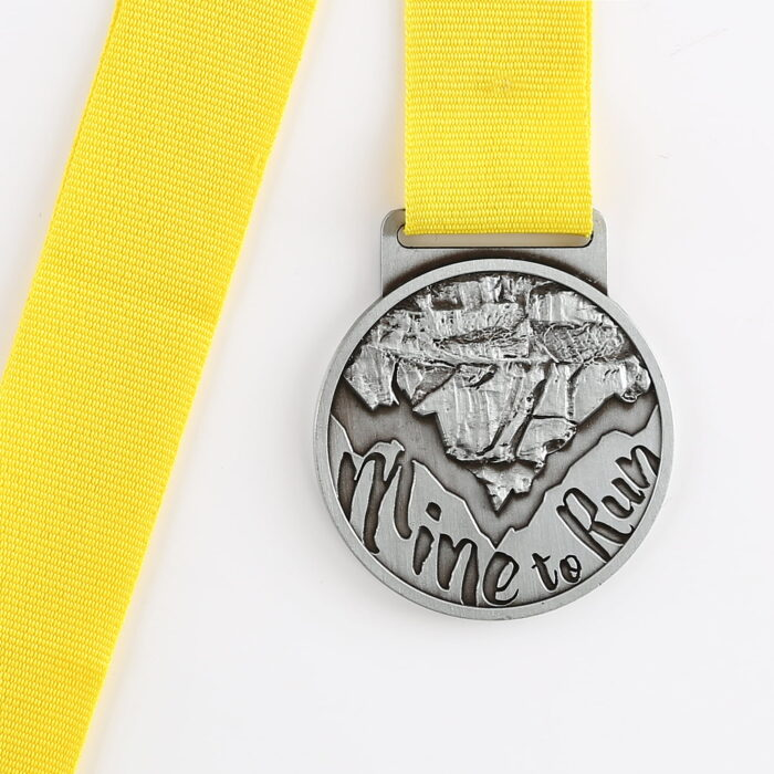 Mine to Run Medal