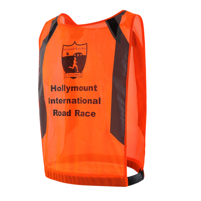 Stay seen with our reflective running tops, part of our hi vis clothing range