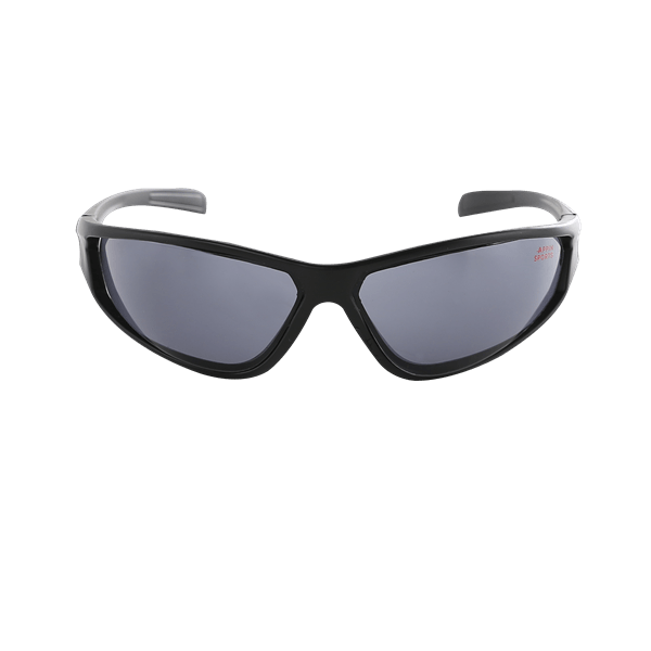 Sport Sunglasses Grey front View