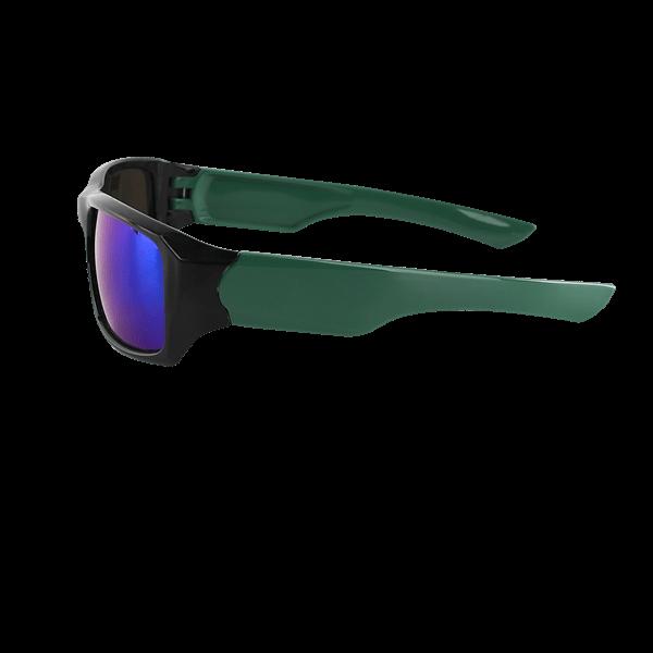 Green Sports Sunglasses