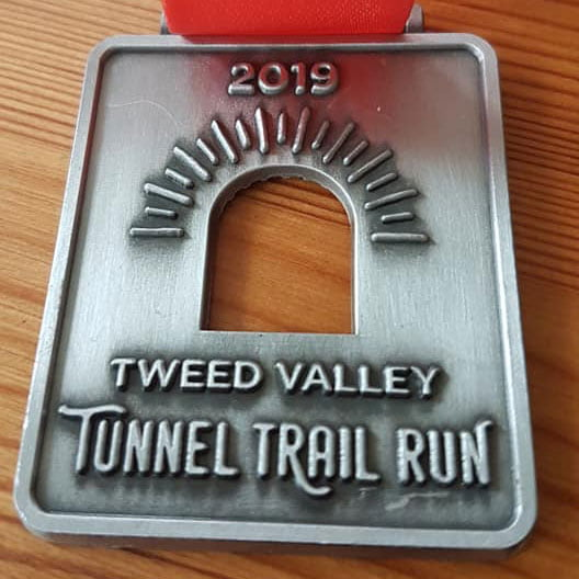 Custom sporting event medals