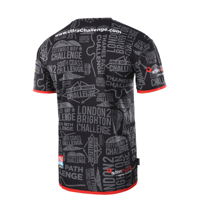 Fast Wick Sublimation Tech tshirt