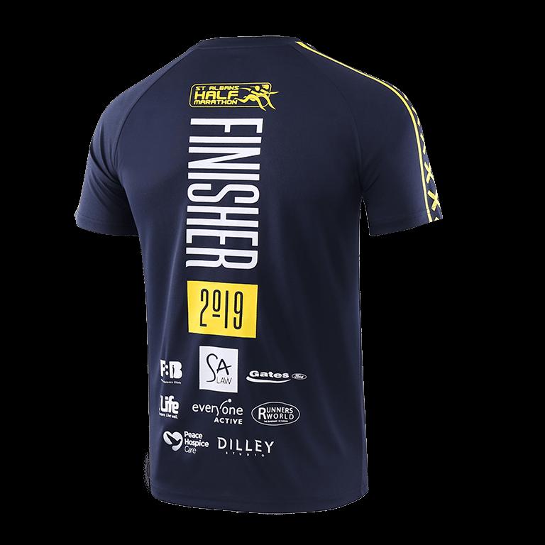 St Albans Raglan Custom Sport Tshirt
